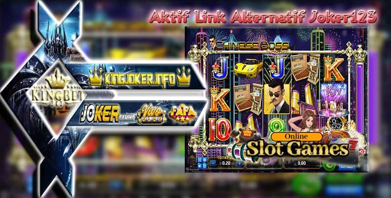 Aktif Link Alternatif Joker123 Gaming Terbaru