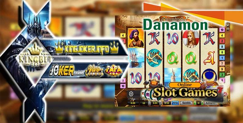 Joker Game Slot Deposit Bank DANAMON 24 Jam Nih